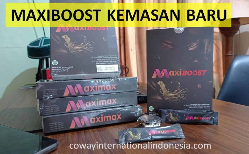 Maxiboost Bandung